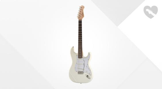 Full preview of Harley Benton ST-20 WH Standard Series