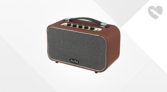 Full preview of Harley Benton TableAmp BlueTooth