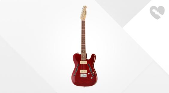 "Take the ""IS IT GOOD FOR ME"" test for ""Harley Benton TE-90QM Trans Red"", read the reviews and join the community!"