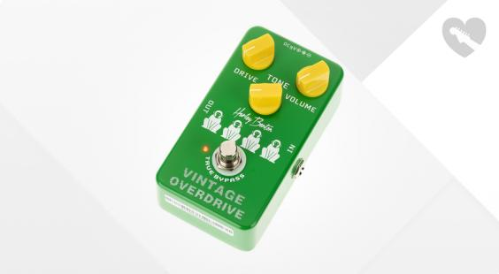 """Take the """"IS IT GOOD FOR ME"""" test for """"Harley Benton Vintage Overdrive"""", read the reviews and join the community!"""