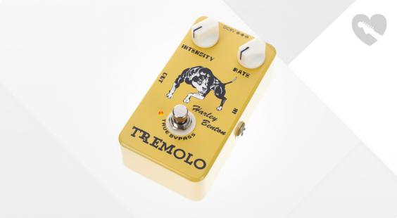 """Take the """"IS IT GOOD FOR ME"""" test for """"Harley Benton Vintage Tremolo"""", read the reviews and join the community!"""