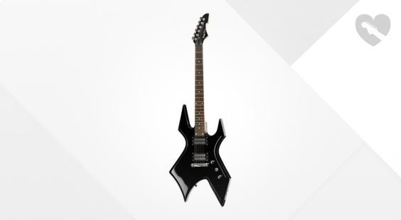 Full preview of Harley Benton WL-20BK Rock Series
