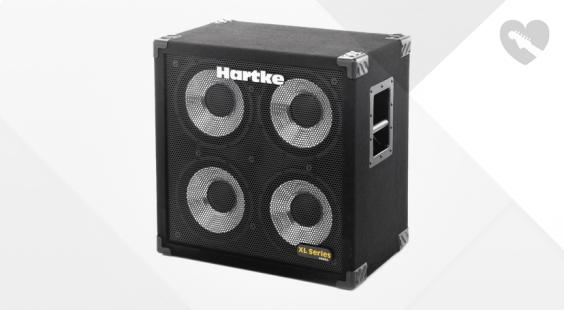 Full preview of Hartke 410 B XL
