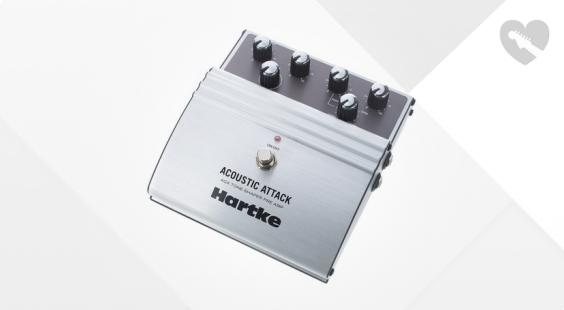 Full preview of Hartke Acoustic Attack AGX