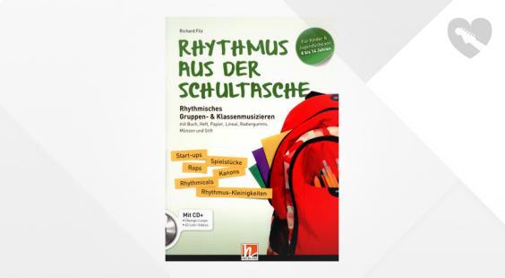 Full preview of Helbling Verlag Rhythmus aus der Schultasche
