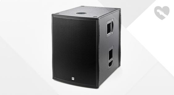 Full preview of HK Audio Pulsar PL 118 Sub A