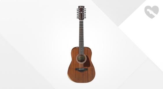 Full preview of Ibanez AW5412JR-OPN