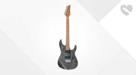 Full preview of Ibanez AZ242F-BI