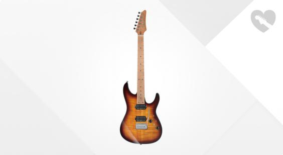 Full preview of Ibanez AZ242F-DEB B-Stock