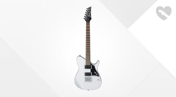 Full preview of Ibanez FR320-WH