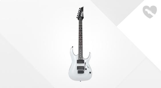 Full preview of Ibanez GRGA120-WH Gio B-Stock