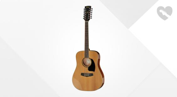 Full preview of Ibanez PF1512-NT