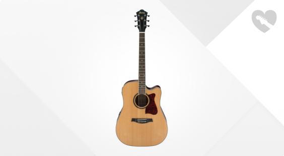 Full preview of Ibanez V74ECE-OPN Acoustic Guitar