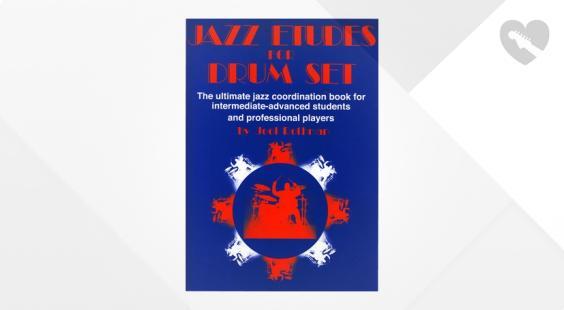Full preview of J.R. Publications Jazz Etudes For Drum Set