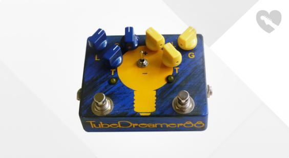 Musician reviews: Jam Pedals Tube Dreamer 88 B-Stock