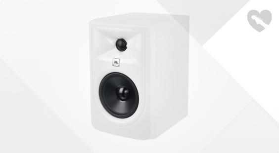 Full preview of JBL 305P MKII White
