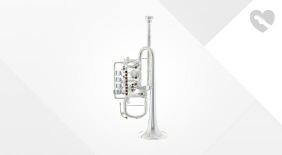 Full preview of Johannes Scherzer 8111ST-S High Bb/A-Trumpet