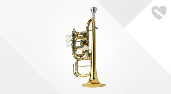 Full preview of Johannes Scherzer 8112-L High Bb/A-Trumpet