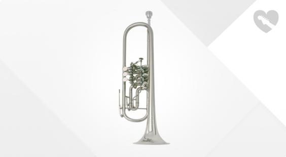 Full preview of Johannes Scherzer 8218-S Bb-Trumpet