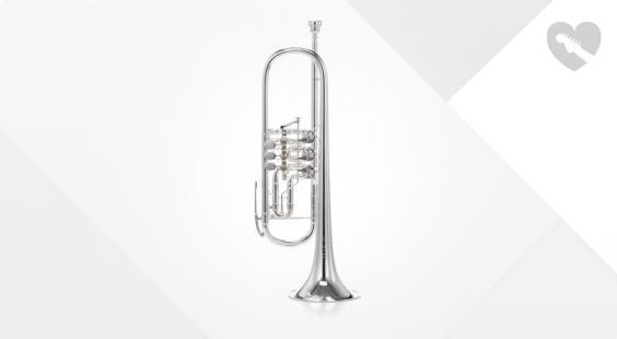 Full preview of Johannes Scherzer 8218W-S Bb-Trumpet
