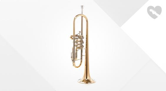 Full preview of Johannes Scherzer 8228-L Bb Trumpet
