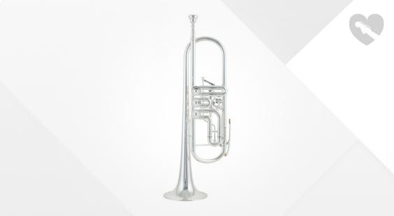 Full preview of Johannes Scherzer 8228-S Bb Trumpet