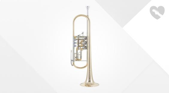 Full preview of Johannes Scherzer 8228-UL Bb Trumpet