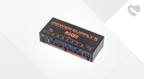 Full preview of Joyo JP-05 Power Bank Supply 5