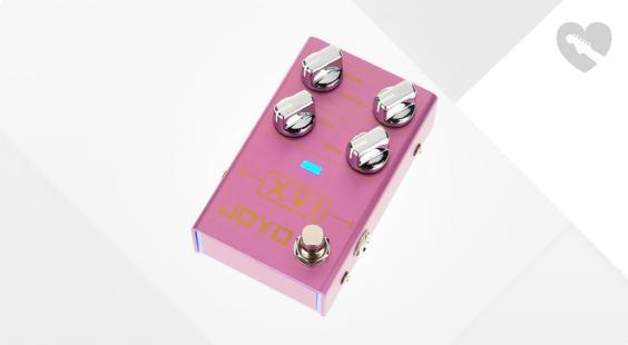 Full preview of Joyo R-13 XVI Octave