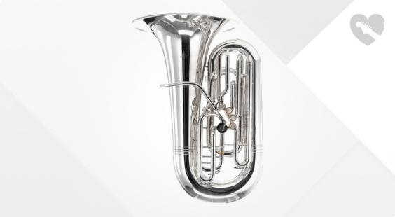 Full preview of Kanstul Model 66 Eb- Tuba 5 Valves