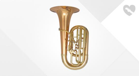 Full preview of Kanstul Model 80 -S F-Tuba B-Stock