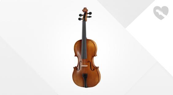 Full preview of Karl Höfner GreenLine Violin H11E-V