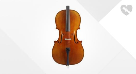 Full preview of Karl Höfner H4/5 AS Cello 4/4
