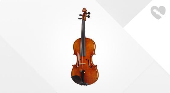 Full preview of Klaus Heffler Cremonese Master Violin 4/4