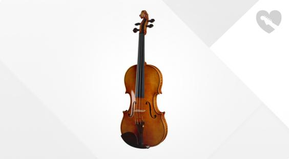 Full preview of Klaus Heffler Infinity Master Violin 4/4