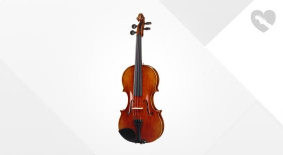 Full preview of Klaus Heffler No. 6/0 SE Guarneri Violin 4/4