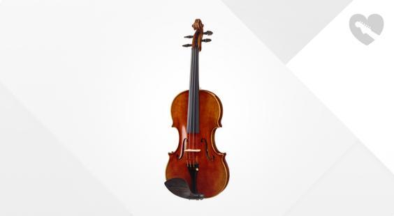 Full preview of Klaus Heffler No. 7/5 SE Guarneri Violin 4/4