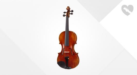 Full preview of Klaus Heffler No. 7/6 SE Guarneri Violin 4/4