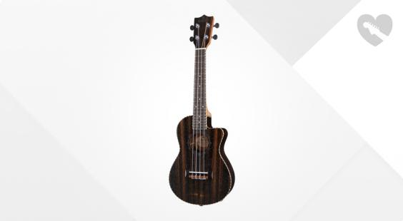 Full preview of Kokio Ebony Concert Electric B-Stock