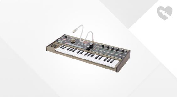 Full preview of Korg microKORG
