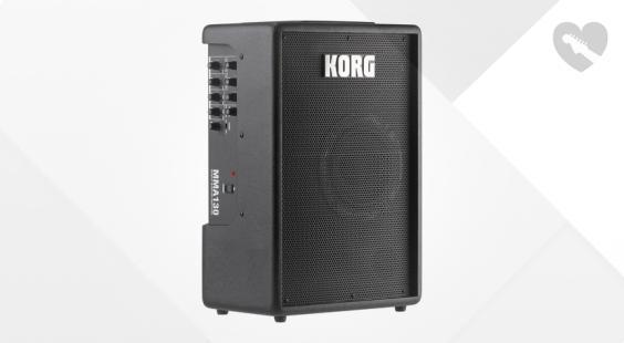 Full preview of Korg MMA-130
