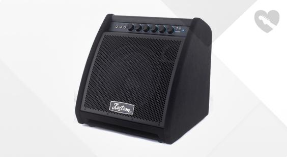 Full preview of Kustom KDA200 Drum Monitor