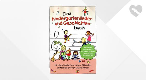 Full preview of Lamp und Leute Kindergartenliederbuch