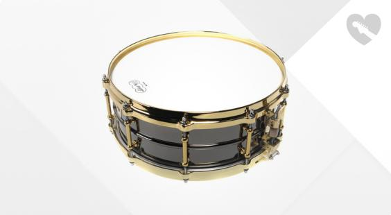 Full preview of Ludwig LB417BT 14'x6,5' Black Beauty