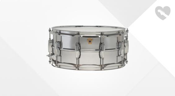 Full preview of Ludwig LM402 Supra Phonic Snare