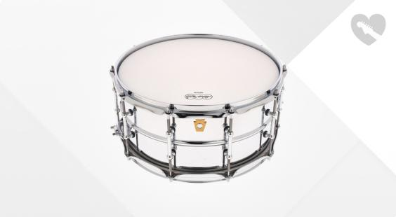 Full preview of Ludwig LM402T Supra Phonic Snare