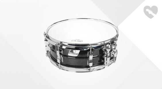 Full preview of Ludwig LM404 14'x5' Acrolite Snare