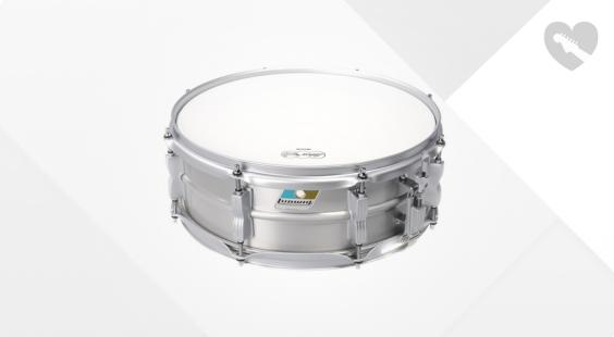 Full preview of Ludwig LM404LTD 14'x5' Acrolite Snare