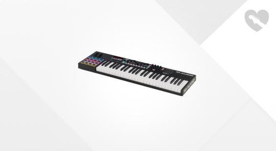 Full preview of M-Audio Code 49 Black