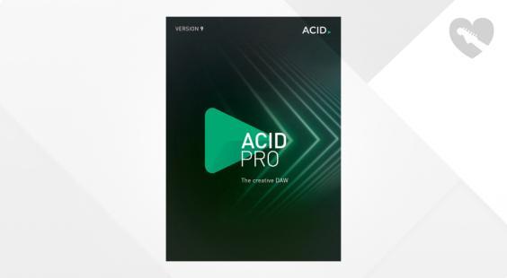 Full preview of Magix Acid Pro